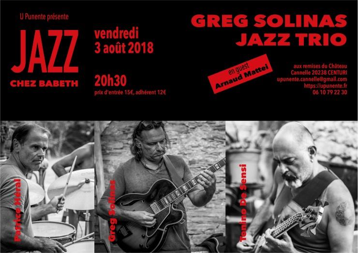 Solinas Trio 2018 & Guest