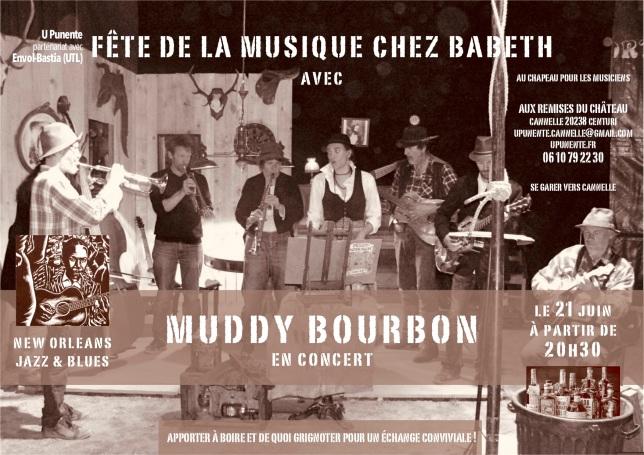 Muddy Bourbon 2