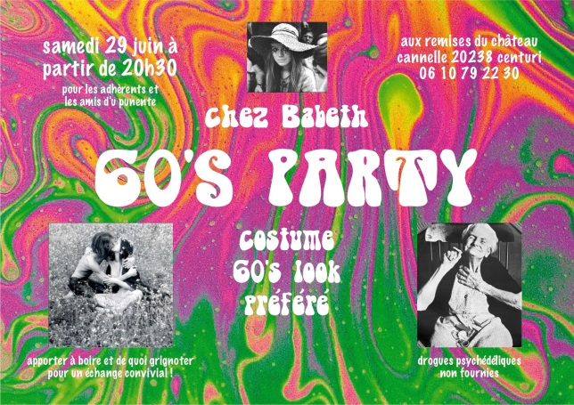60's Party 4