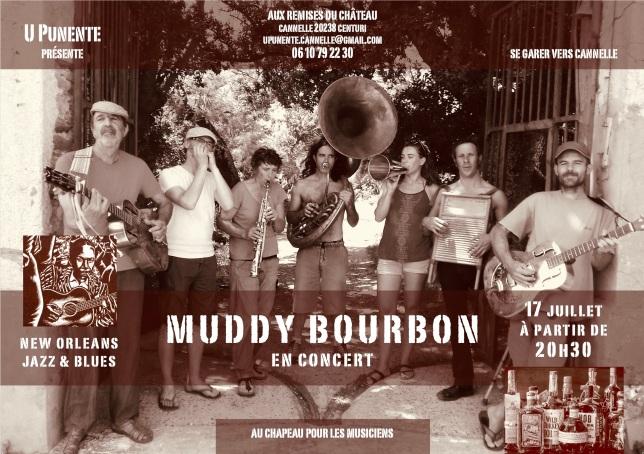 Muddy Bourbon 2020